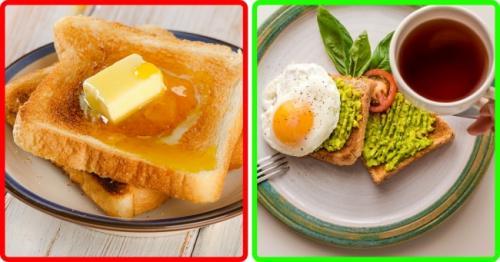 Самый полезный завтрак для женщины. 8продуктов, которые диетологи категорически нерекомендуют есть назавтрак (Нобольшинство изнас это делает)
