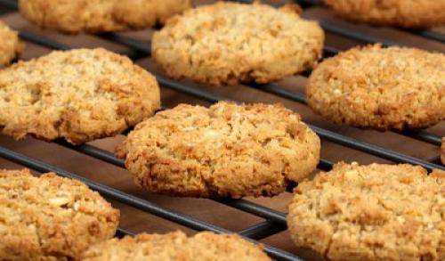 Пп печенье-из овсяной муки. Диетическое овсяное печенье без масла