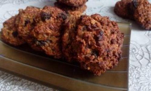 Овсяное печенье-из овсяных хлопьев пп рецепт. Овсяное пп печенье