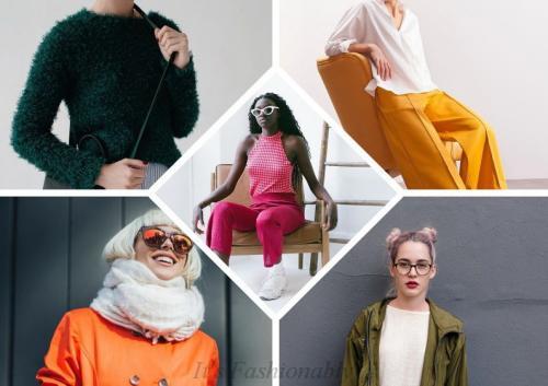 Цвета пантон осень 2019. Модные цвета осень-зима 2019-2020 по версии Pantone
