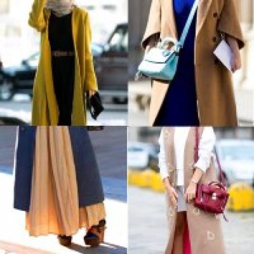 С чем носить удлиненное пальто. ДЛИННОЕ пальто — 55 фото-советов с чем носить.