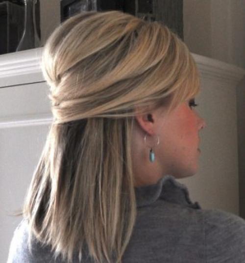Волосы длина до плеч. Интересные прически наволосы доплеч вдомашних условиях