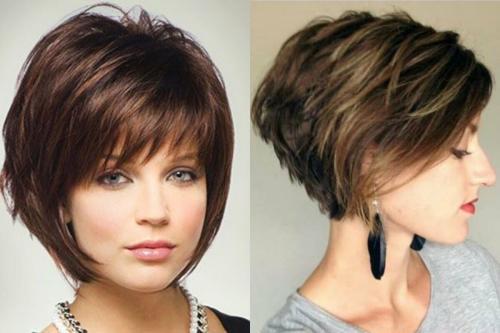 Стрижки на кудрявые волосы 2020. Стрижки для коротких волос