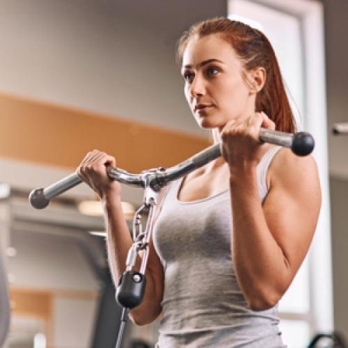 Какие группы мышц тренировать вместе девушкам. Для похудения