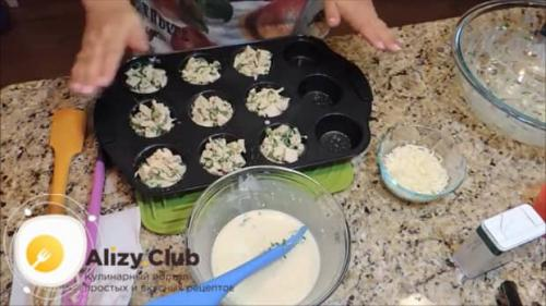 Запеченные куриные маффины. Как приготовить куриные маффины по пошаговому рецепту с фото