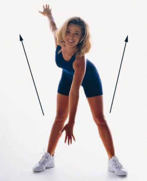 Упражнения для талии и боков. Фитнес-нагрузки без приспособлений