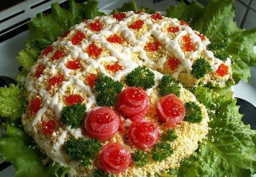 Белковый салат по дюкану. Салаты Дюкана - рецепты