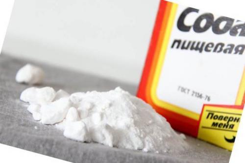 Маска от перхоти с содой. Как правильно использовать?