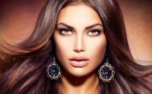 Какой цвет волос подойдет к карим глазам и светлой коже. Цвет волос для карих глаз — подчеркиваем природное очарование + фото