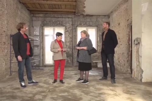 Квартирный вопрос Ирина Муравьева до и после.