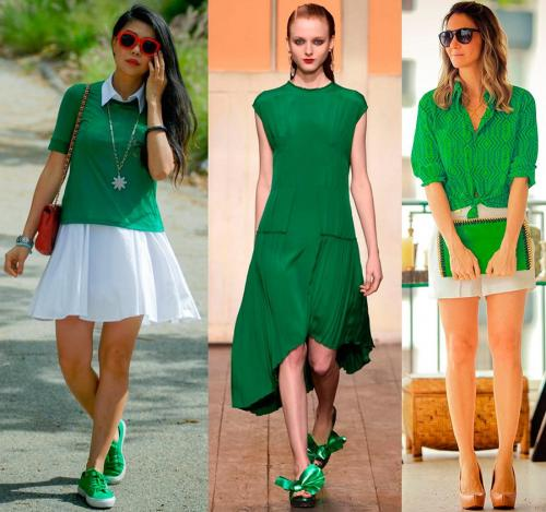 Как одеваться хорошо. Сочетание цветов