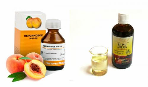 Касторовое или репейное масло для ресниц. Какое лучше: репейное или касторовое?