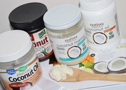 Польза кокосового масла для волос. Виды кокосового масла