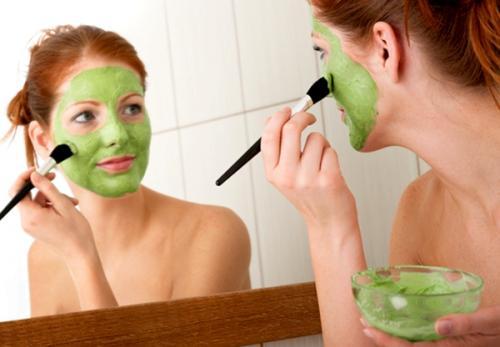 Маска для жирного лица. Действие масок для жирной кожи лица