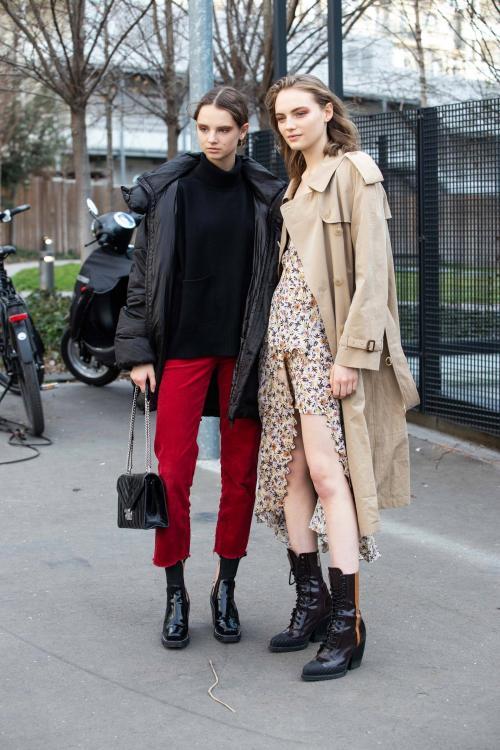 Луки на осень 2020. Уличная мода осень-зима 2019-2020 для женщин