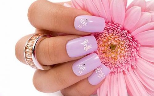 Гель-лак долго держится на ногтях. Сколько держится гель-лак на натуральных ногтях?