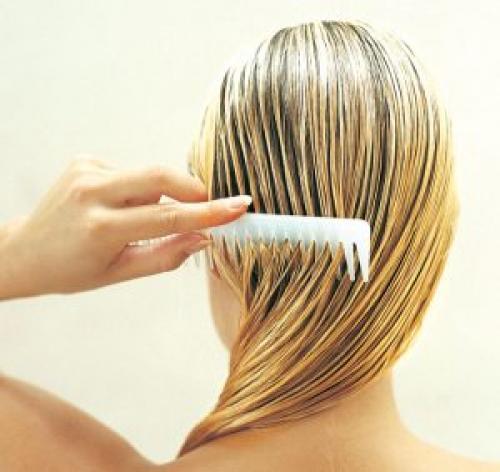 Маска для волос для жирных волос в домашних условиях. Меры предосторожности перед использованием