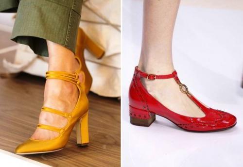Какие этой осенью модные туфли. Модные тенденции женских туфель осень-зима 2019-2020