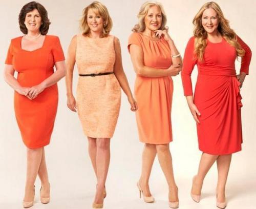 Деловые платья для женщин 50 лет. Модные оттенки
