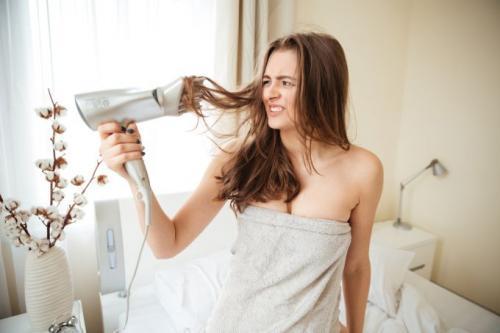 Как привести волосы в порядок