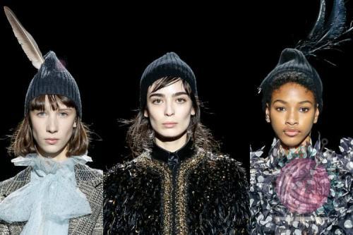 Модные вязаные шапки 2020 схемы. Модные вязаные шапки сезон 2019-2020 год