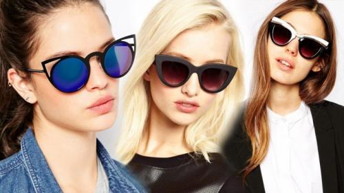 Как подобрать солнечные очки по форме лица для женщин. Как правильно подобрать солнцезащитные очки по форме лица?