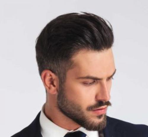 Непослушные волосы у мужчин прически. Способы укладки