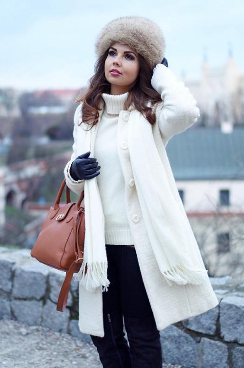 Список одежды женской. 100 и 1 вид верхней одежды: полный словарь видов пальто, курток и прочего