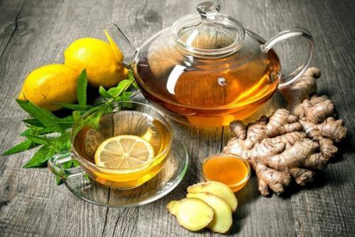 Мед и чай с лимоном. Польза зеленого чая с лимоном и мёдом
