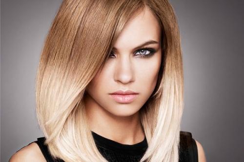 Каре на мелированные волосы. Мелирование на удлиненное каре – фото до и после, популярные виды и техники
