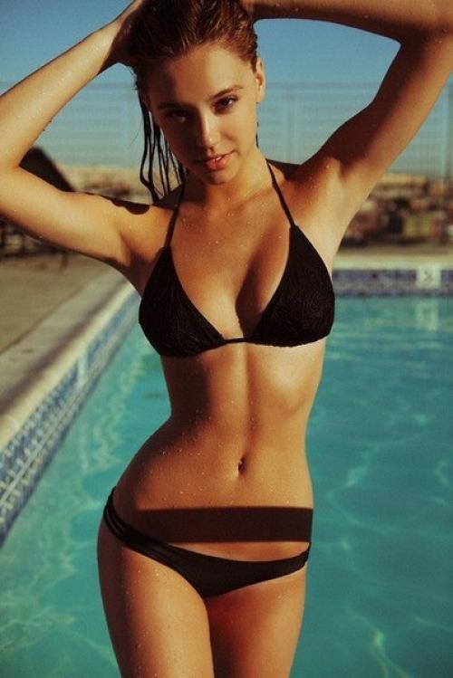 как убрать жир и нарастить мышцы девушке