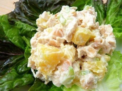 Салат который не портится. Топ - 5 вкусных салатов, которые не испортят твою фигуру