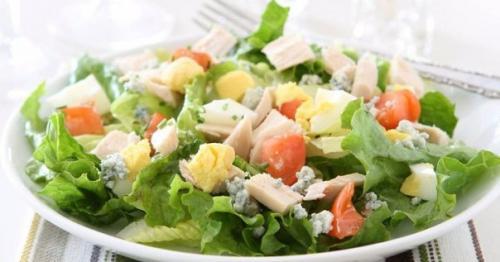 Салаты на пп. ПП- Варианты салатов из тунца.