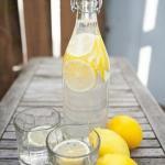 Зачем пить утром воду с лимоном?
