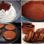 Шоколадные низкокалорийные сырники!