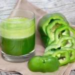 Десять зеленых смузи для очищения твоего организма!