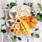 Калорийность фруктов!  (Ккал в 100 г).