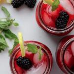 10 освежающих напитков для жаркого лета.