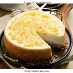Низкокалорийный кремовый торт без выпечки: ничего лишнего - только польза.