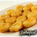 Медовые бананы: самый полезный десерт!