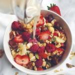 Здоровый завтрак за 10 минут: вкусные идеи.