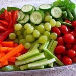 В том случае, если вы будете есть фрукты и овощи в таких сочетаниях, то пользы будет ещё больше для вашего организма.
