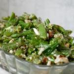 Салат из стручковой фасоли: витаминный гарнир!