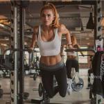 Упражнения для спины и груди.