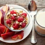 Рецепты полезного завтрака?