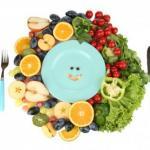 Влияние питания на обмен веществ.