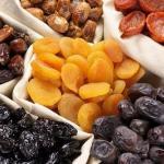 Как правильно выбирать сухофрукты?