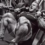 Тренировка ног для массы и силы всего тела.
