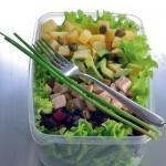 Спортивное питание: набор кубиков.