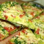 Кабачковая пицца с помидорами и грибами: польза в каждом кусочке?